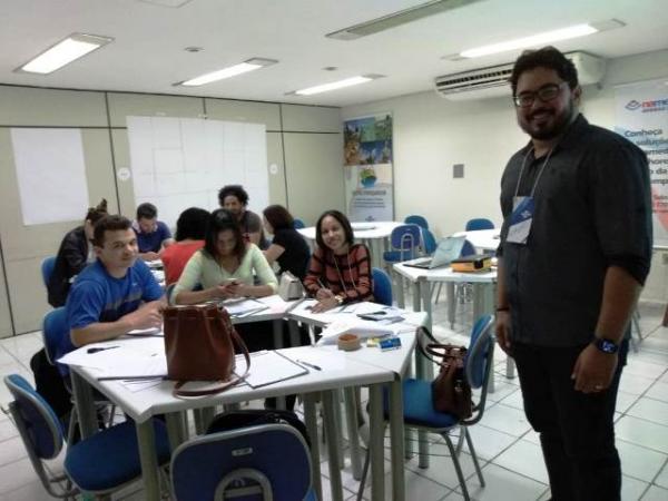 Sebrae realiza curso de capacitação sobre empreendedorismo em Floriano.(Imagem:FlorianoNews)