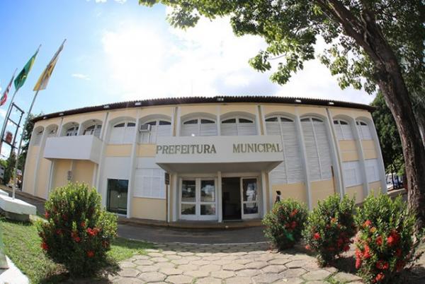 Fachada da Prefeitura de Imperatriz (MA)(Imagem:Divulgação/Prefeitura de Imperatriz)