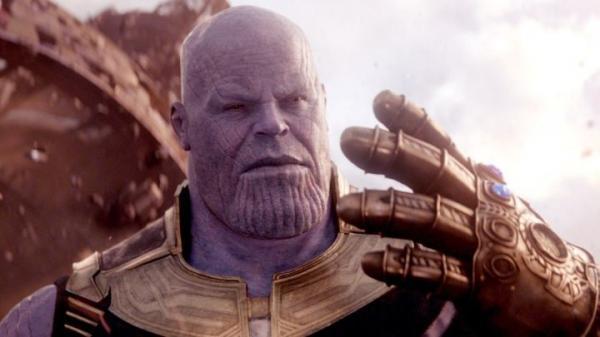 Thanos é o vilão de Vingadores (Imagem:Divulgação/Marvel)