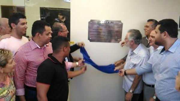 Sede própria do CREA-PI em Floriano é inaugurada com festa.(Imagem:FlorianoNews)