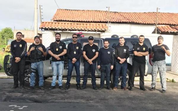 Polícia de Barão De Grajaú desarticula quadrilha especializada no crime de furto de animais.(Imagem:Polícia Civil)