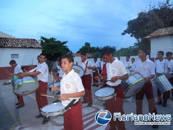 Ginásio Primeiro de Maio (Imagem:FlorianoNews)