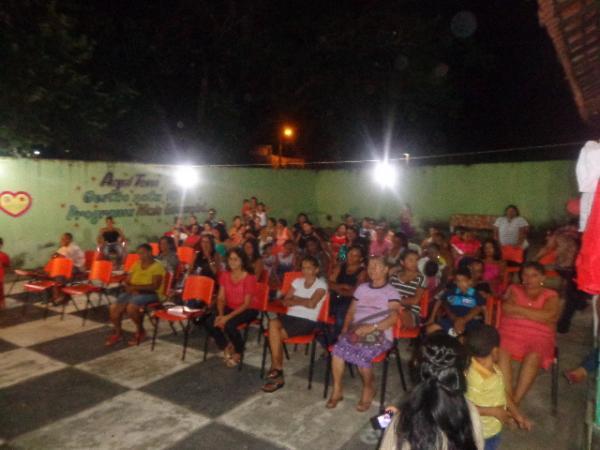 Escola Municipal Ribeiro Gonçalves(Imagem:FlorianoNews)