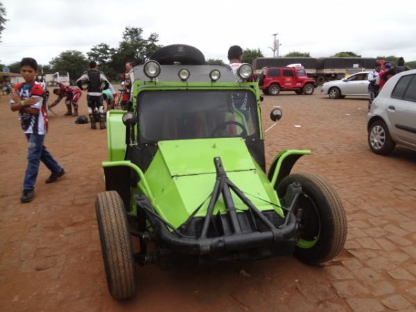 Realizado o 10º Rally de Paraibano (MA).(Imagem: FlorianoNews)