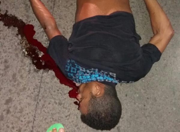 Acidente deixa homem em estado grave em Floriano.(Imagem:Reprodução)