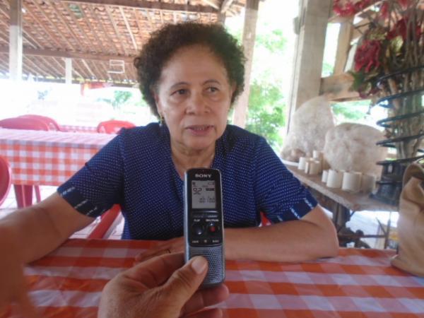 Senadora Regina Sousa (PT)(Imagem:FlorianoNews)