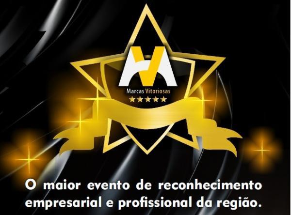 Marcas Vitoriosas realiza evento de reconhecimento empresarial em Floriano.(Imagem:Divulgação)