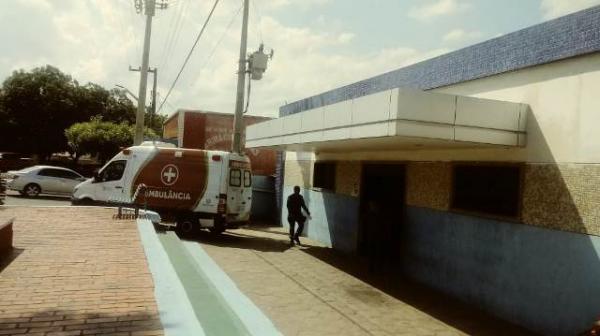 Mulher sofre mal súbito durante votação e entra em óbito em Barão de Grajaú.(Imagem:FlorianoNews)