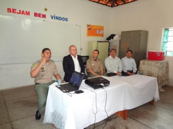 Penitenciária de Vereda Grande sediou reunião com diretores de unidades prisionais.(Imagem:FlorianoNews)