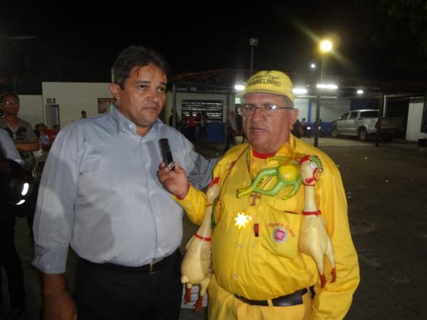 Candidatos a prefeitura de Floriano falam de registro de candidatura.(Imagem:FlorianoNews)