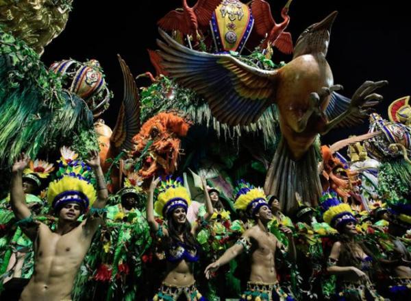 Tatuapé canta beleza do Maranhão e vence Carnaval de São Paulo.(Imagem:Sebastião Moreira)