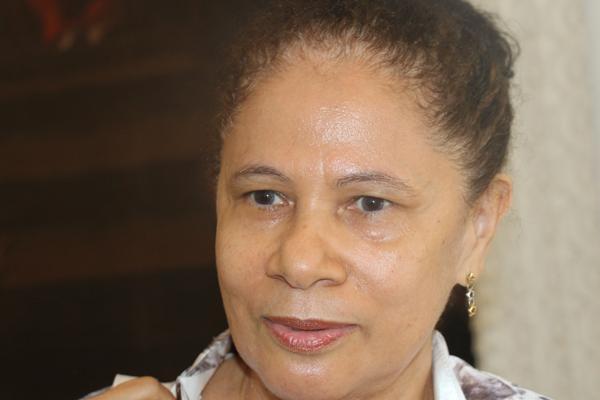 Regina Sousa(Imagem:Bárbara Rodrigues/GP1)