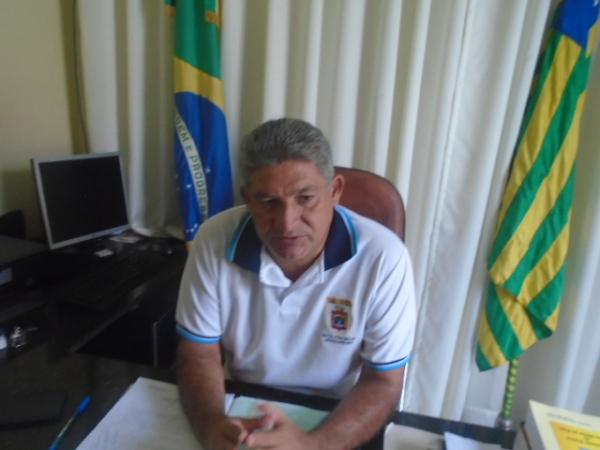 Tenente Coronel Rubens Lopes(Imagem:FlorianoNews)