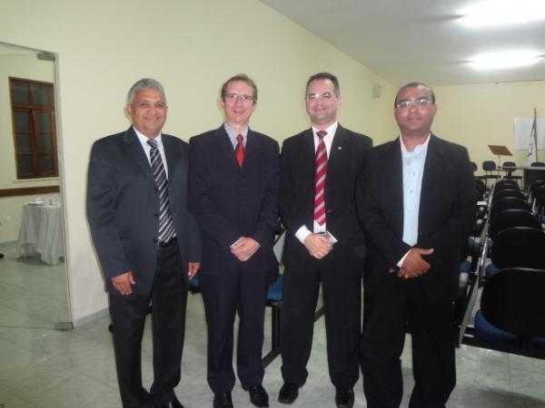 Floriano sedia XV Encontro Regional de Contabilidade(Imagem:FlorianoNews)