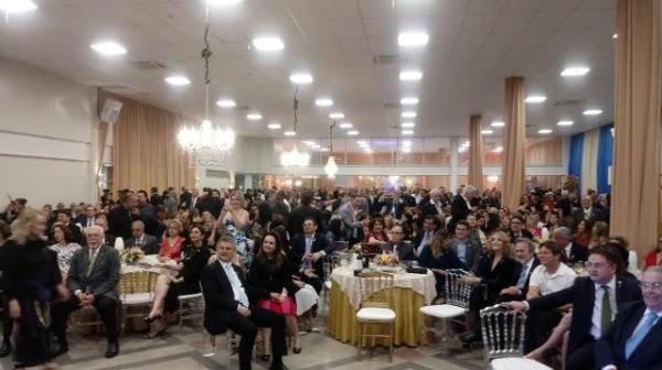 Margareth Coelho participa da 68ª Conferência Distrital do Rotary em Floriano.(Imagem:FlorianoNews)