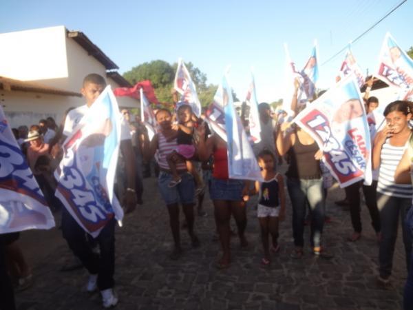 Coligação: Floriano Seguindo em Frente.(Imagem:FlorianoNews)