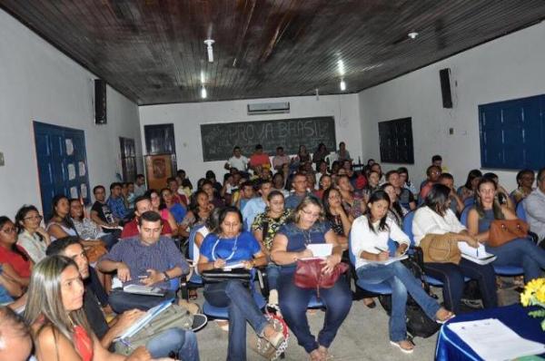 Monitoramento do PME em Floriano reúne 58 municípios do centro-sul do Piauí.(Imagem:SECOM)
