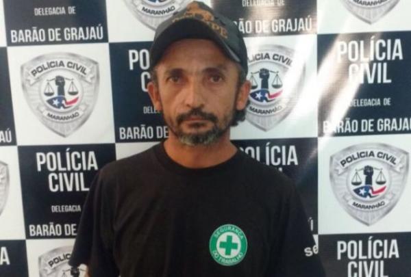 Francisco José Barreto(Imagem:Divulgação/Polícia Civil)