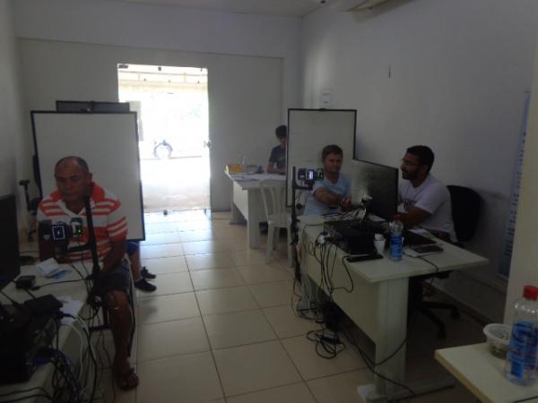 Eleitores são convocados para revisão do eleitorado com cadastramento biométrico em Barão de Grajaú.(Imagem:FlorianoNews)