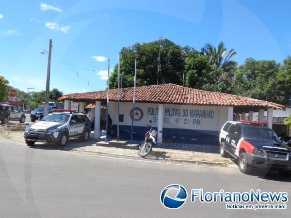 Polícia Militar de Barão de Grajaú(Imagem:FlorianoNews)