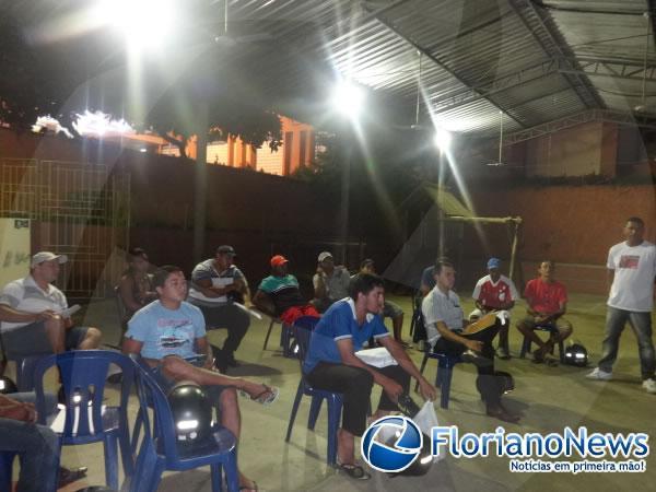 SESC Floriano realizará Torneio de Futebol em comemoração ao Dia do Trabalhador.(Imagem:FlorianoNews)