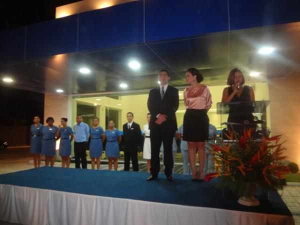 Inaugurado em Floriano Hospital de Olhos Bucar.(Imagem:FloriaoNews)