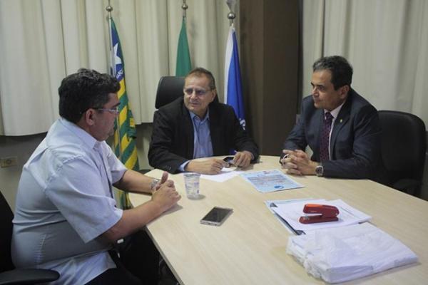 DNOCS anuncia recuperação de barragens do Piauí.(Imagem:CidadeVerde.com)