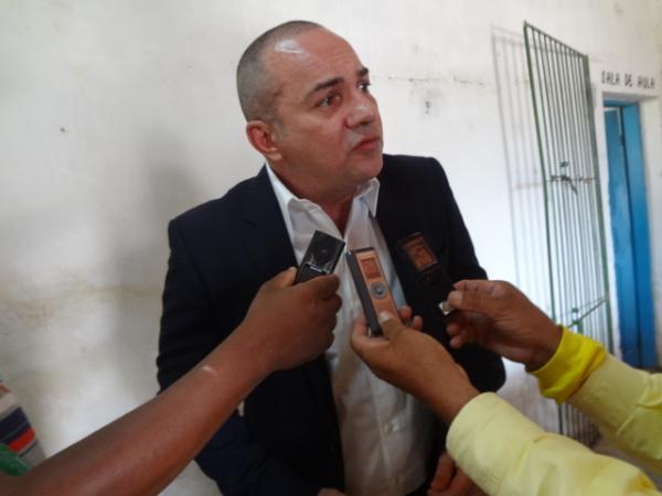 Sec. Henrique Rebelo(Imagem:FlorianoNews)