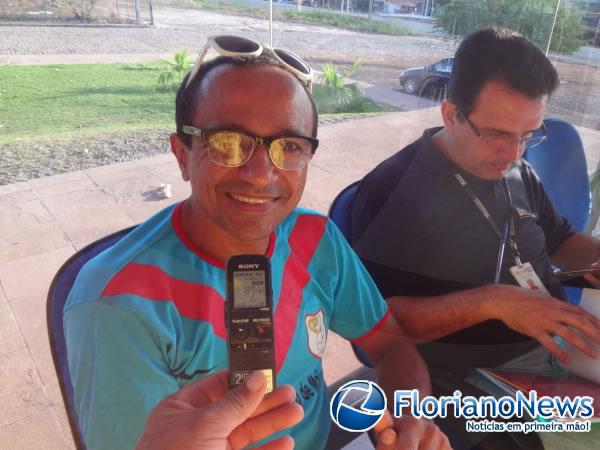 Carlos Vilarinho(Imagem:FlorianoNews)
