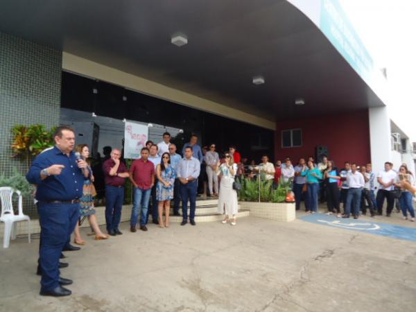 Hospital de Floriano recebe R$ 1,5 milhão em equipamentos hospitalares.(Imagem:FlorianoNews)