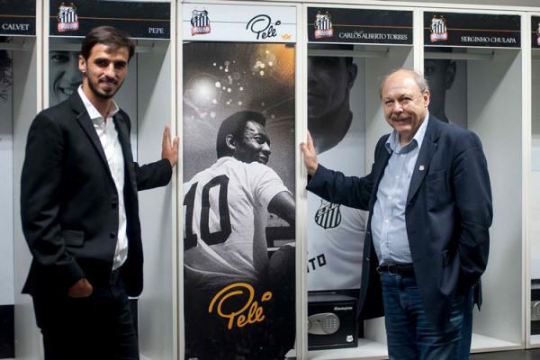 Diretoria santista dá 10 de Gabigol a Bryan Ruiz e deixa Jair com problema.(Imagem:Ivan Storti/Santos FC)