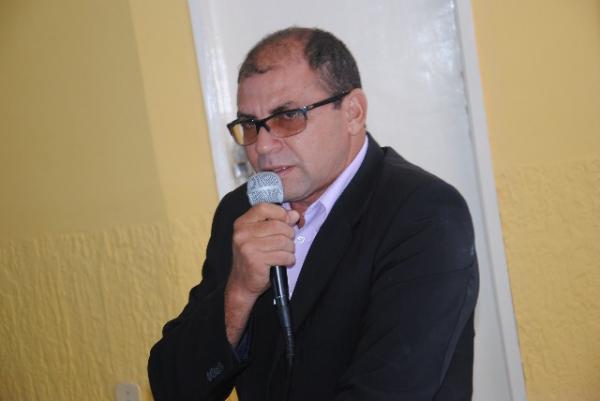Vereador Geusivan Alves de Barros, conhecido como Bonga.(Imagem:Divulgação)