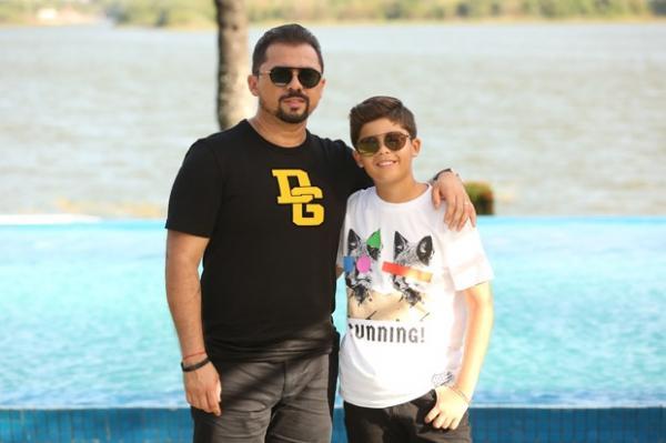 Enzo e Xand Avião(Imagem:Nara Fassi/Divulgação)