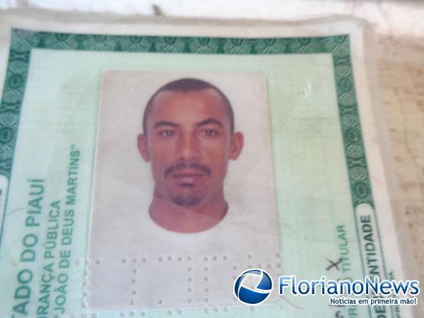 Antônio Borges Felix(Imagem:FlorianoNews)