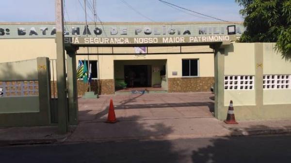 Clube Barraca do Bode é alvo de arrombamento em Floriano.(Imagem:FlorianoNews)