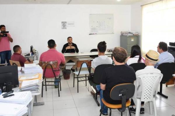 Sorteio define bandas do projeto Fim de Tarde em Floriano(Imagem:SECOM)