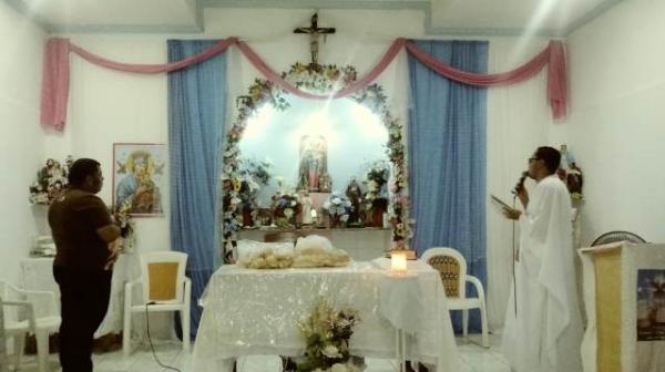 Bênção dos pães de Santo Antônio atrai fiéis em Barão de Grajaú.(Imagem:FlorianoNews)