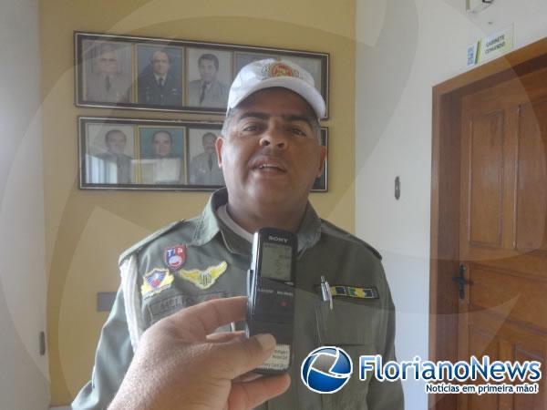 1º Sargento Hélio Avelino Cardoso(Imagem:FlorianoNews)