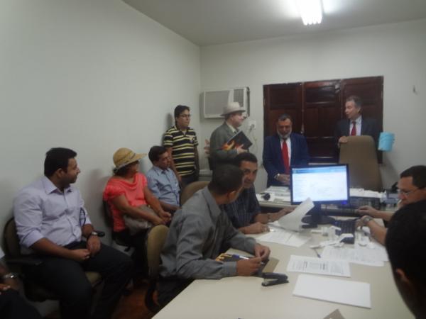 TV Alvorada e Rádio Difusora foram sorteadas como geradoras de mídia em Floriano.(Imagem:FlorianoNews)