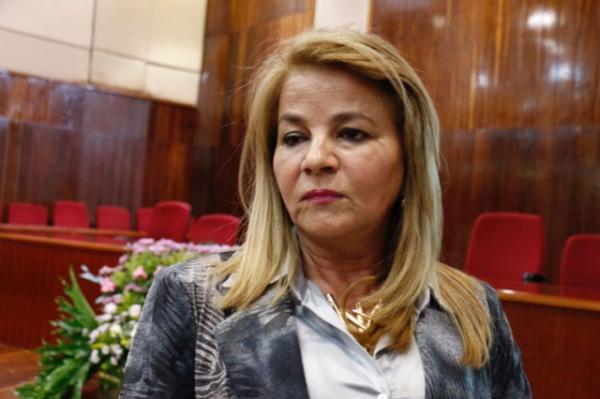 Juíza Maria Luíza de Moura(Imagem:Cidadeverde.com)
