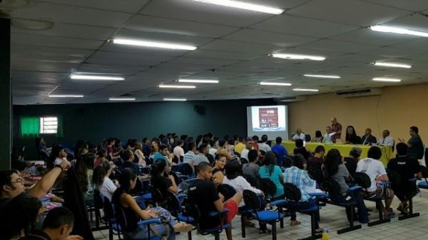 Cultura apoia a realização do projeto Balada Literária em Floriano.(Imagem:SECOM)