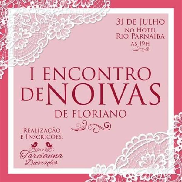 I ENCONTRO DE NOIVAS(Imagem:Tarcianna Decorações)