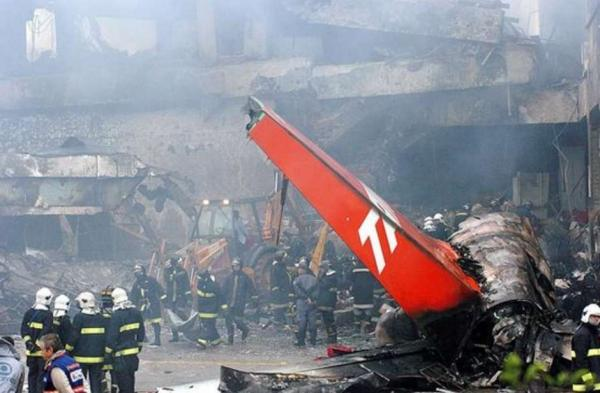 Acidente com Airbus da TAM em congonhas completa dez anos nesta segunda-feira(Imagem:Twitter)