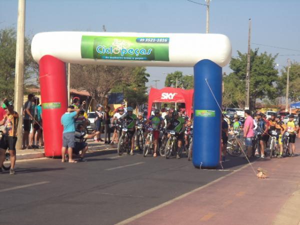 Município sedia 1º Floriano Ride 2015.(Imagem:FlorianoNews)
