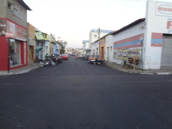 Rua Bento Leão(Imagem:FlorianoNews)