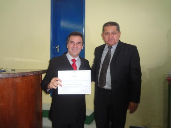 Prefeito eleito - Gilberto Jr(Imagem:FlorianoNews)