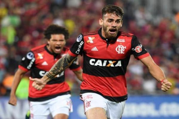 Jogadores do Flamengo minimizam fase ruim do Atlético-MG.(Imagem:Terra)