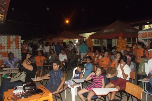 Faculdade Anhanguera realizou o Dia da Responsabilidade Social em Floriano. (Imagem:FlorianoNews)