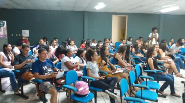 VII Semana de Pedagogia da UESPI(Imagem:FlorianoNews)