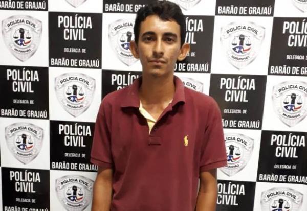 Thomas Dalto Ferreira Fonseca(Imagem:Polícia Civil)